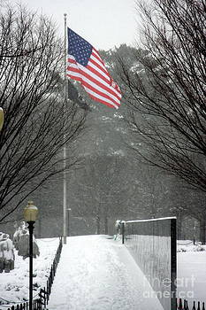 Korean War Veterans Memorial by Andrew Romer