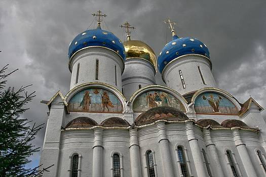 Kremlin Church by Andrei Fried