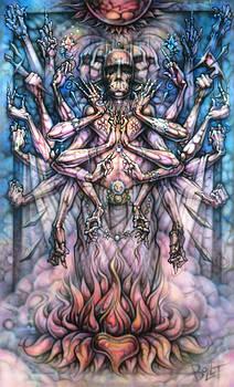 Krishna Corpse by David Bollt
