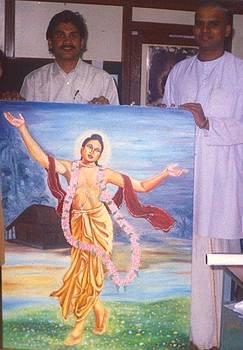 Krishna Hare by Ramesh Chandra