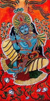 Krishna by Saranya Haridasan