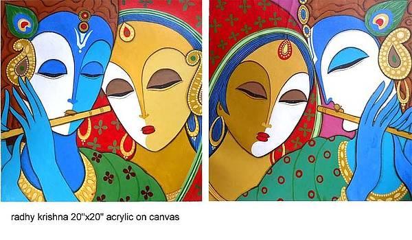 Krishna2 by Keshaw Kumar