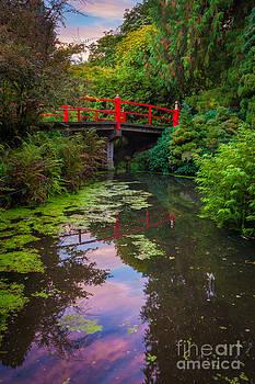 Inge Johnsson - Kubota Gardens Bridge Number 1