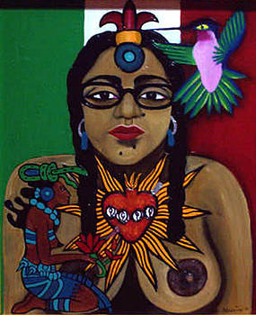 La Chicana by Jane Madrigal