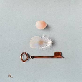 La clef des champs by Elena Kolotusha