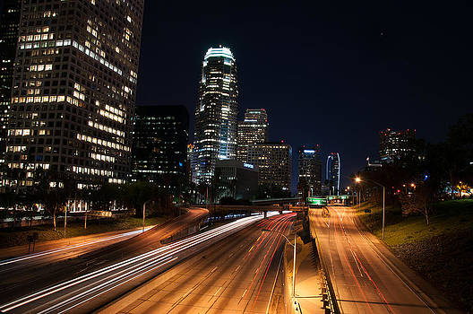 LA Down Town by Gandz Photography