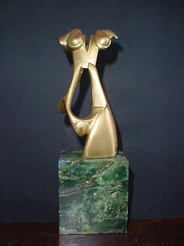 La Femme  by Adalardo Nunciato  Santiago