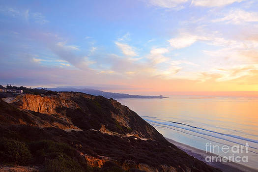 La Jolla Sunset by Timothy OLeary