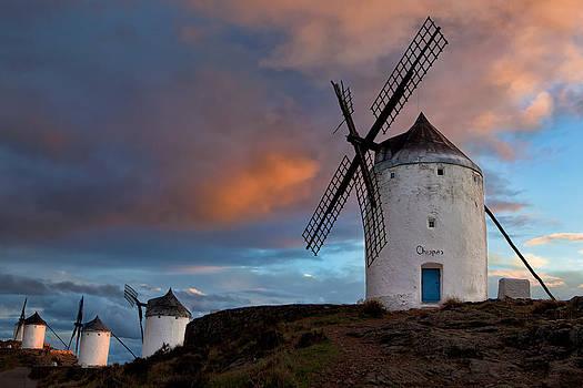 La Mancha by Mario Moreno