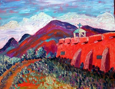 La Morada by Carolene Of Taos