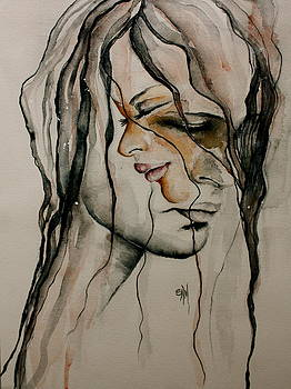 La pensee by Stephanie Noblet  Miranda