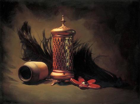 La Plume Noire by Albert Bonnefous