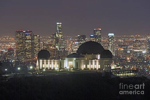 David Zanzinger - L.A. Skyline