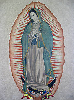 La Virgen de Guadalupe by Lynet McDonald