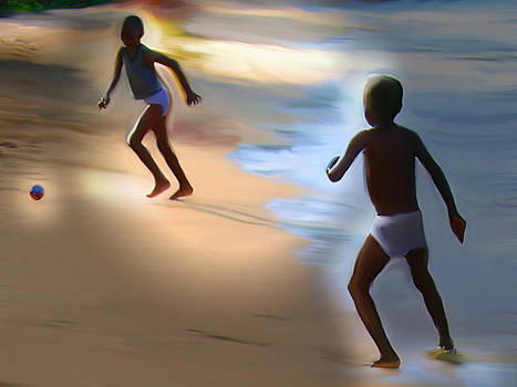 Labadee Beach by Bob Salo