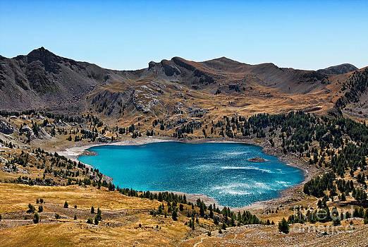 Lac D'Allos by Radu Razvan