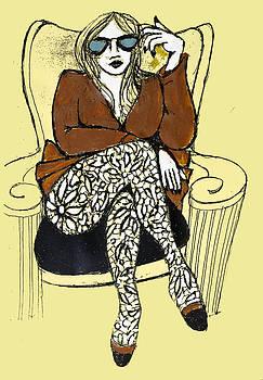 Lace Legs by Walter Clark