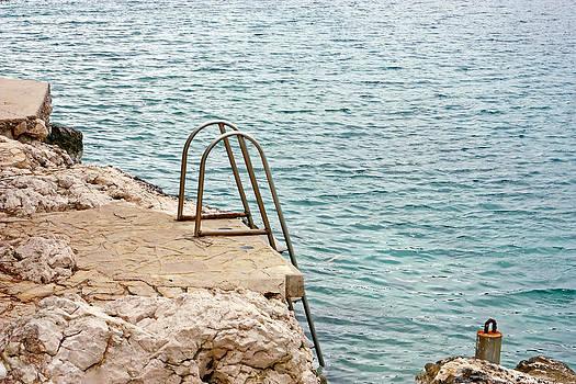 Ladder by Borislav Marinic