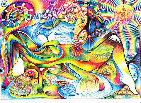Ladeye by Jonathan 'DiNo' DiNapoli