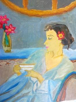 Lady by Deepika Lakhani