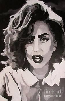 John Malone - Lady Gaga as Bertha in Sin City
