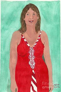 Lady in Red by John Williams