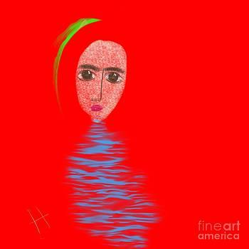 Lady in the Water by Hayrettin Karaerkek