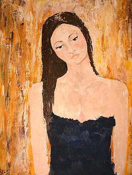 Kathy Peltomaa Lewis - Lady In Waiting