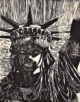 Lady Liberty by Michelle Wiltz