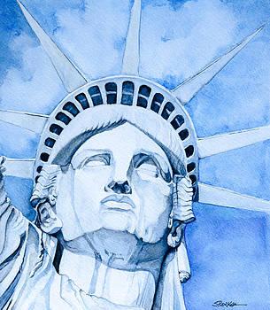 Lady Liberty by Scott  Parker