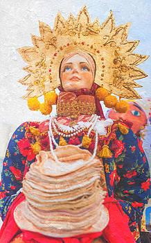 Jenny Rainbow - Lady Maslennitsa. Russia