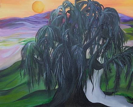 Lady sunrise by Nicole Miller