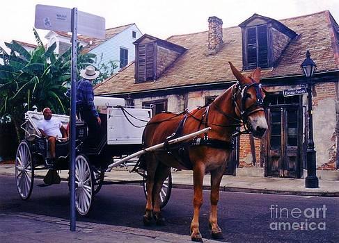 John Malone - Lafittes Blacksmith Shop Bar