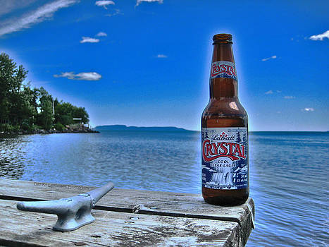 Lager of the North Shore by Dan Kincaid