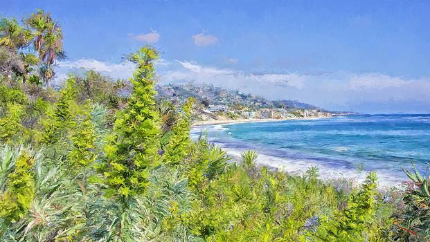 Laguna Beach on May 2014 by SM Shahrokni