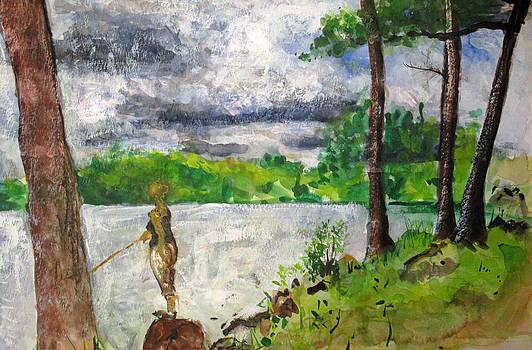 Lake-2 by Vladimir Kezerashvili