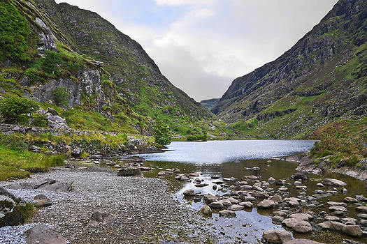 Jane McIlroy - Lake at the Gap of Dunloe