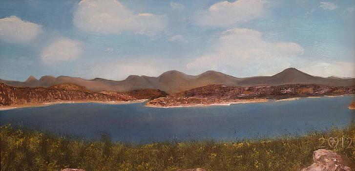 Lake Cachuma by Tim Ai