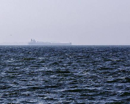 Jack R Perry - Lake Erie Cargo Ship