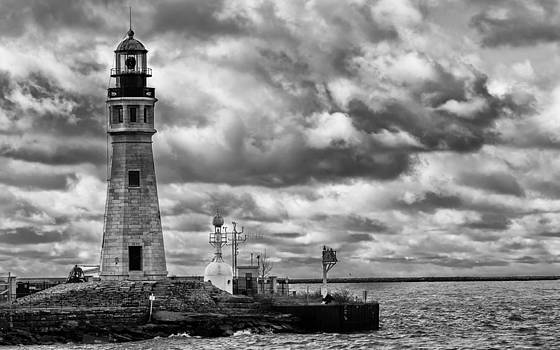 Lake Erie Storm by Anthony Morganti