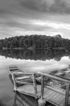 Lake Frederick  by Kathleen Holley