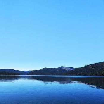 Lake in California by Dean Drobot