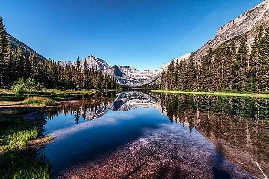 Lake Josephine by Aaron Aldrich