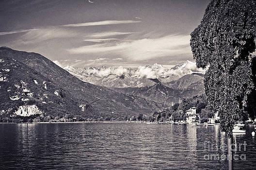 Silvia Ganora - Lake Maggiore Italy and Alps