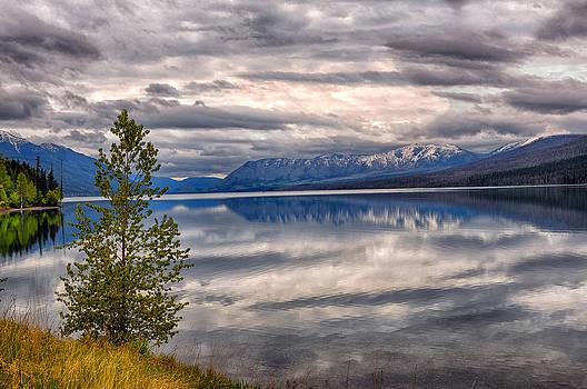 Lake McDonald - Glacier National Park - Montana by Bruce Friedman