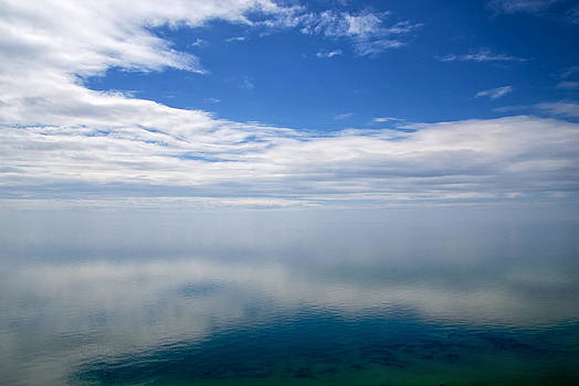 Mary Lee Dereske - Lake Michigan