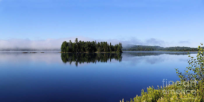 Barbara McMahon - Lake of Two Rivers
