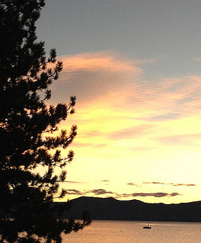 Lake Tahoe Summer Morning by Heather Lavoie