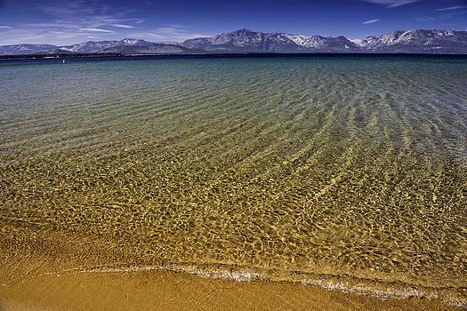 Lake Tahoe by Wayne Stadler