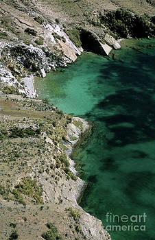 James Brunker - Lake Titicaca coastline